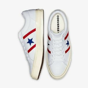 CONVERSE ONE STAR ACADEMY OX (Red White Blue)